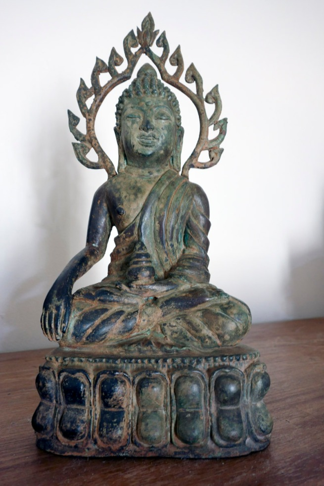 Anonymous maker (Thailand) 'Lord Buddha' 19th century