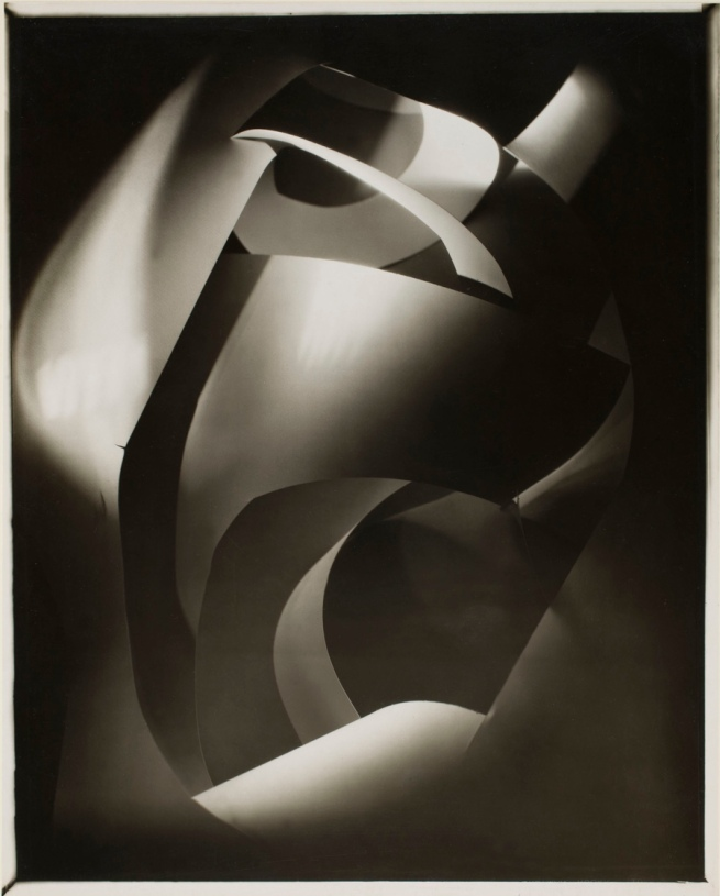 Francis Bruguière. 'Abstract Study' c. 1926