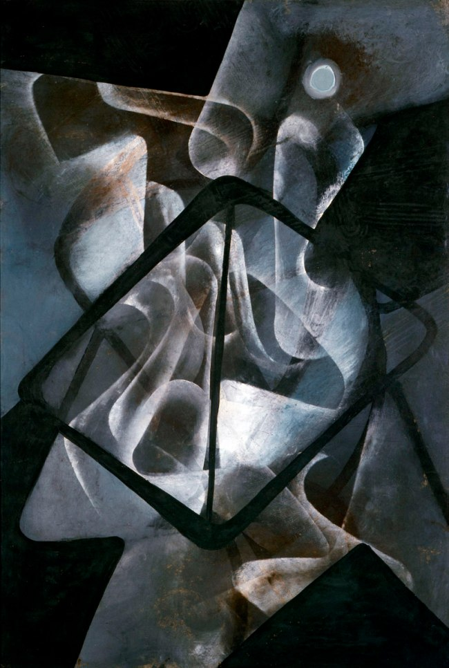 Fritz Winter. 'K 35' 1934