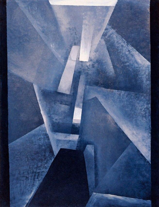 Fritz Winter. 'Licht, A 1' 1934