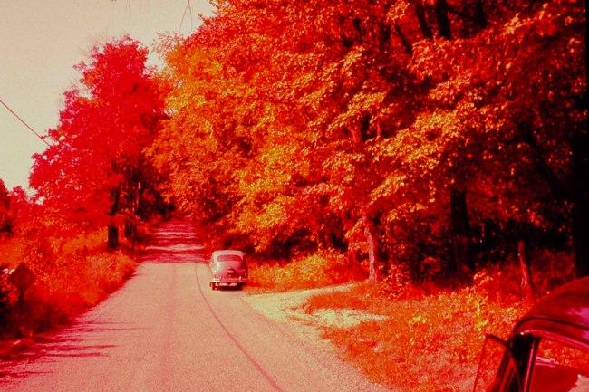 Janet Cardiff / George Bures Miller. 'Road Trip' 2004