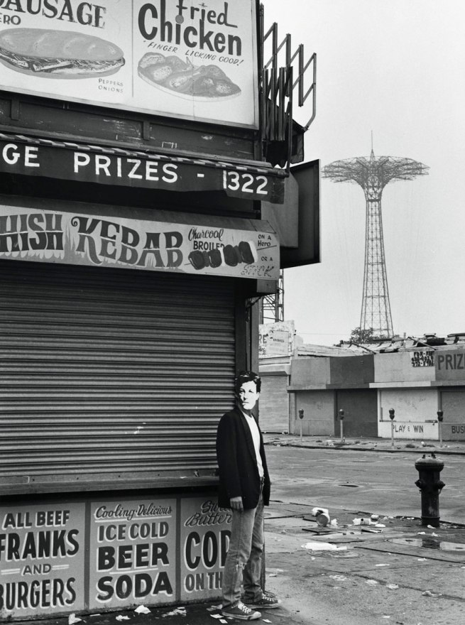 David Wojnarowicz. 'Arthur Rimbaud in New York' 1978-1979 / 2004
