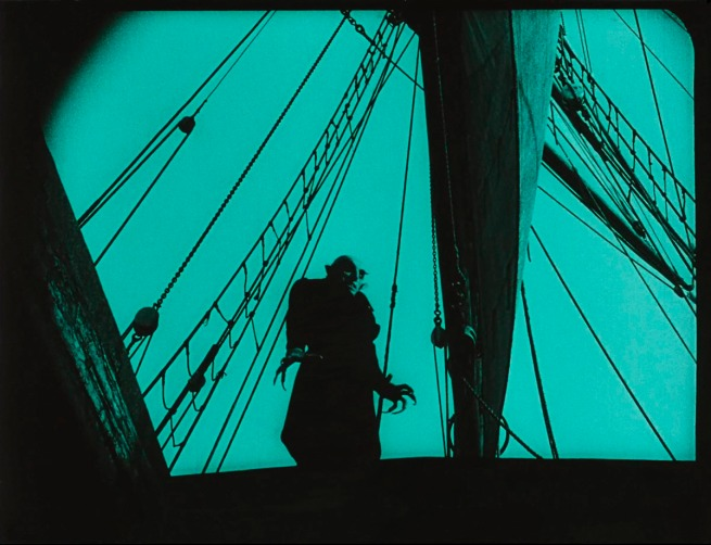 Friedrich Wilhelm Murnau (1888-1931) 'Nosferatu - A Symphony of Horror' Germany 1922