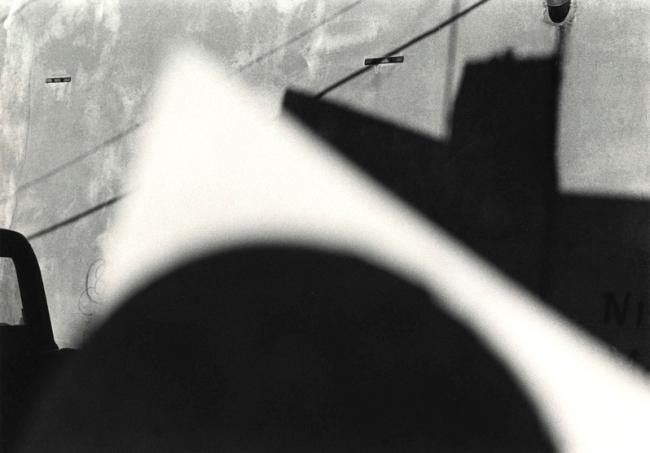 Ray Metzker. 'Pictus Interruptus (78BW19)' 1978