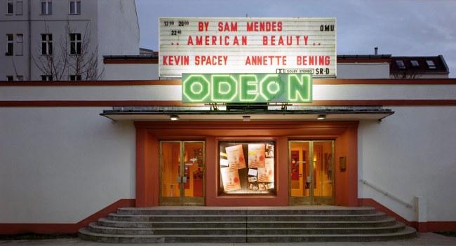 Teresa Hubbard / Alexander Birchler. 'Filmstills, Odeon' 2000