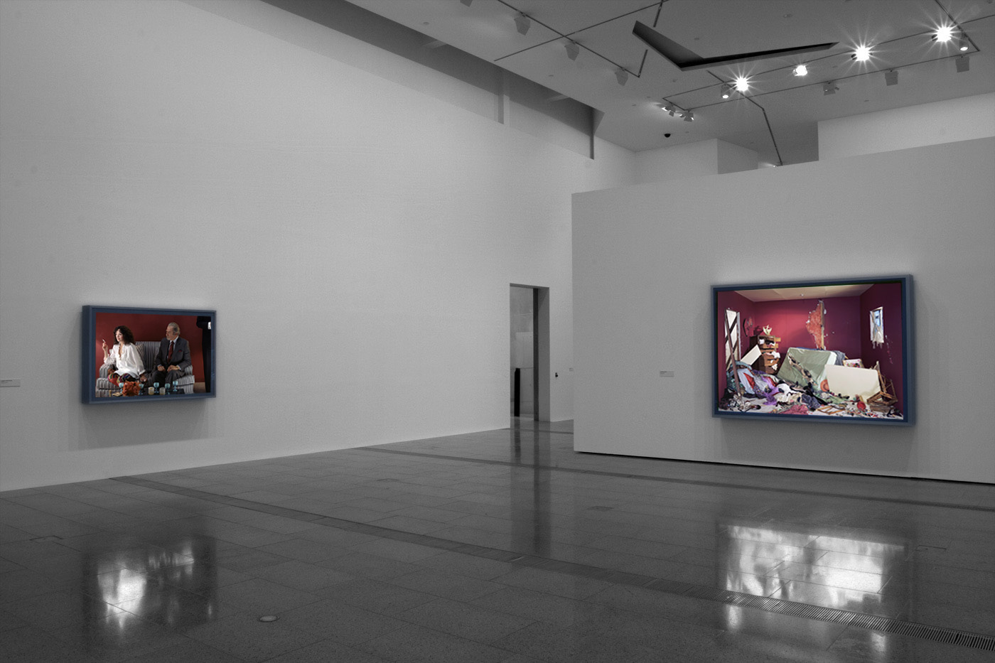 Exhibition: Jeff Wall Photographs at The Ian Potter Centre: National Gallery of Victoria ...