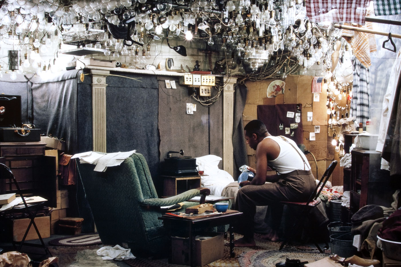 Jeff Wall The Destroyed Room Art Blart