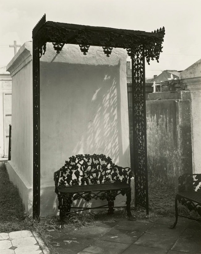 Edward Weston. 'Girod Cemetery, New Orleans, Louisiana' 1941
