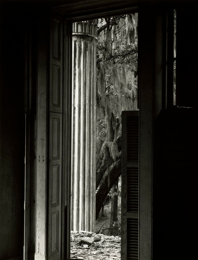 Edward Weston. 'Belle Grove Plantation House, Louisiana' 1941
