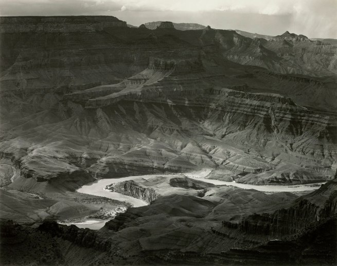 Edward Weston. 'Grand Canyon, Arizona' 1941