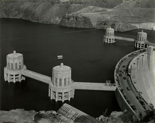 Edward Weston. 'Boulder Dam' 1941