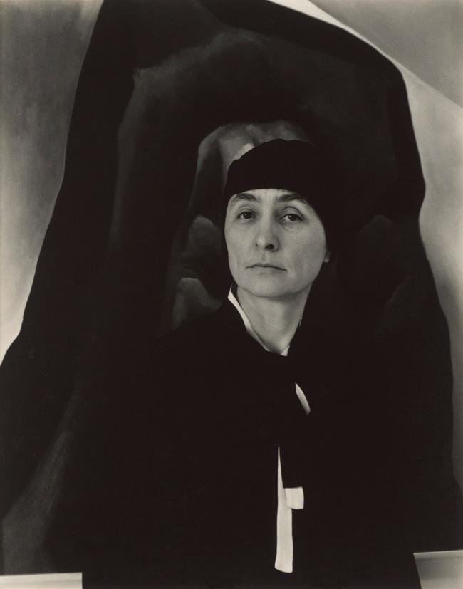 Alfred Stieglitz. 'Georgia O'Keeffe' 1930