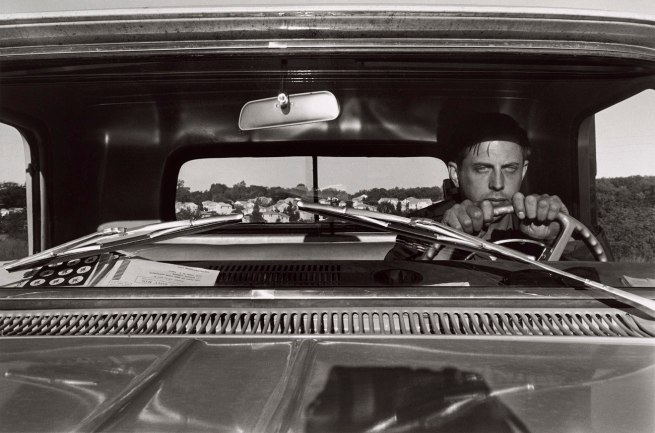 Lee Friedlander. 'Haverstraw, New York' 1966