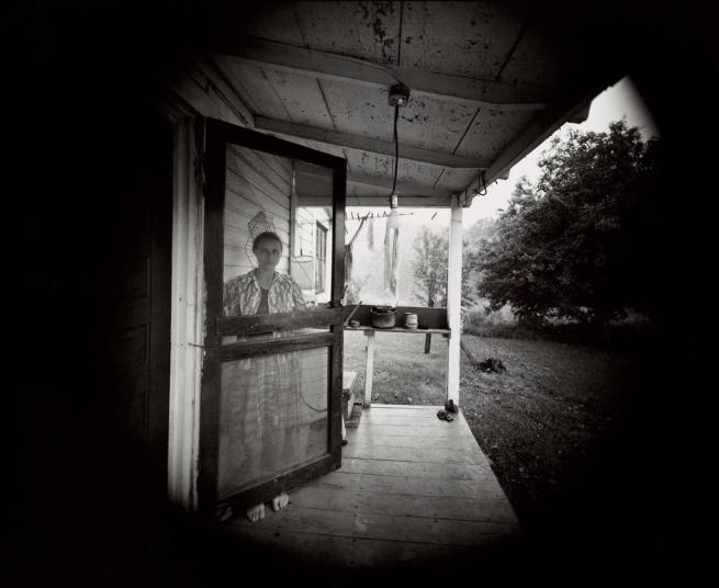 Emmet Gowin. 'Edith, Danville, Virginia' 1971