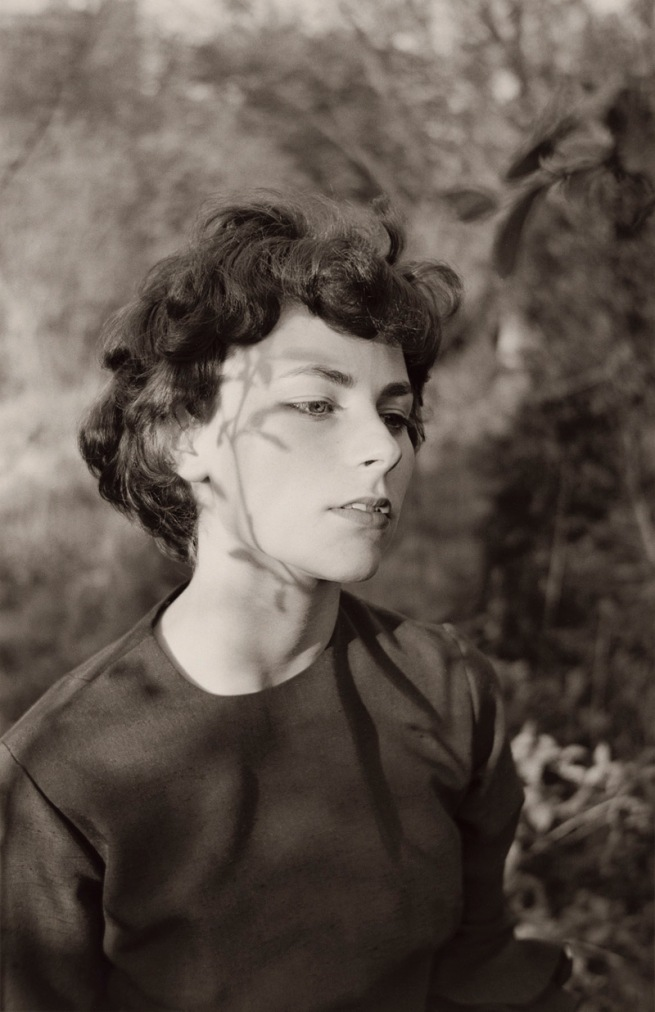 Emmet Gowin. 'Edith, Danville, Virginia' 1963