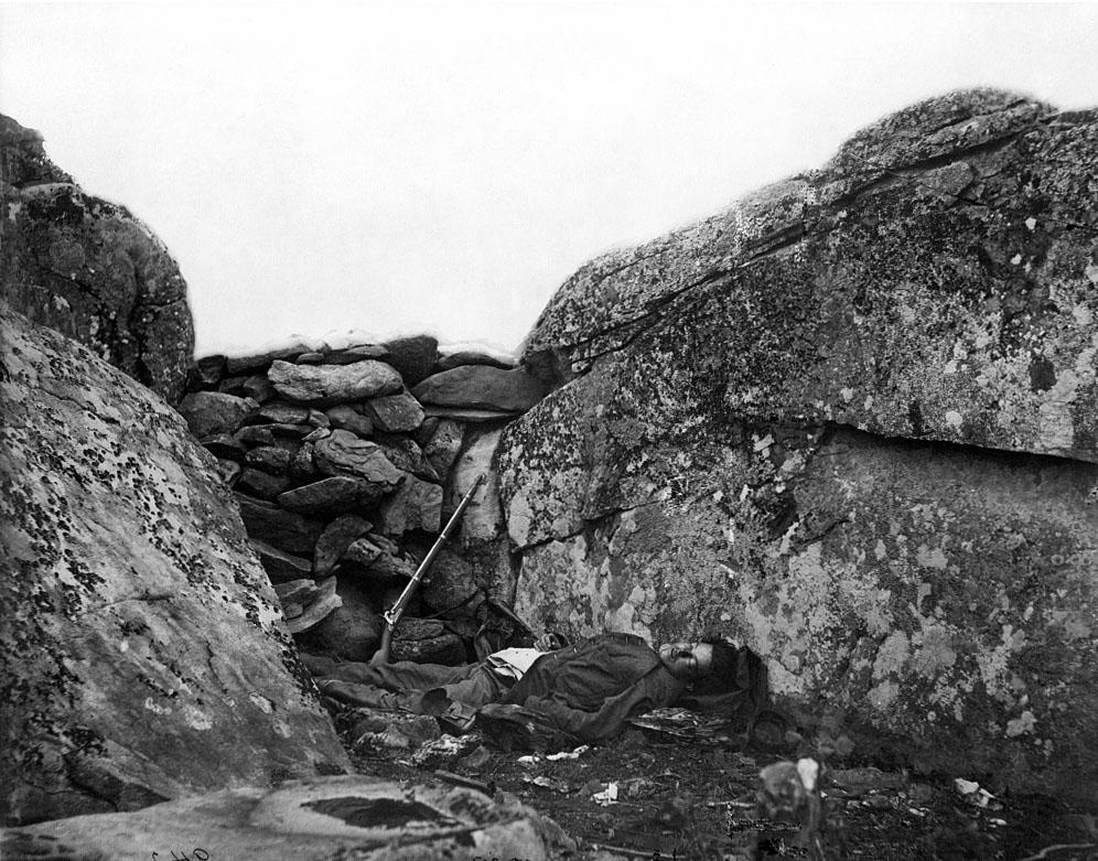 American Civil War Essay: Battle of Gettysburg