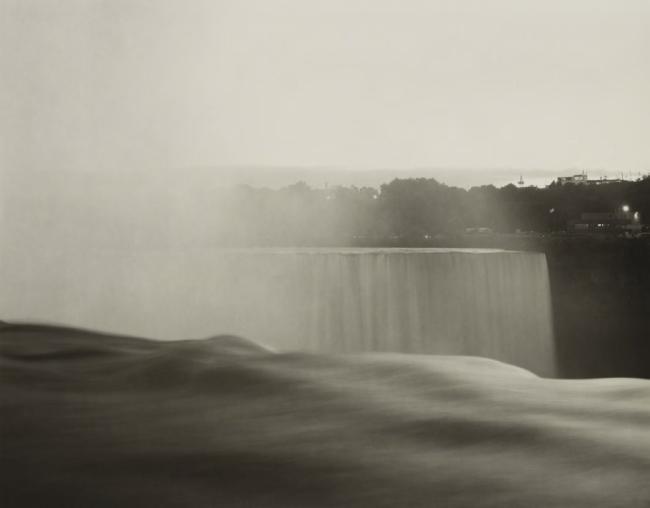 Barbara Bosworth (American, b. 1953) 'Niagara Falls' 1986