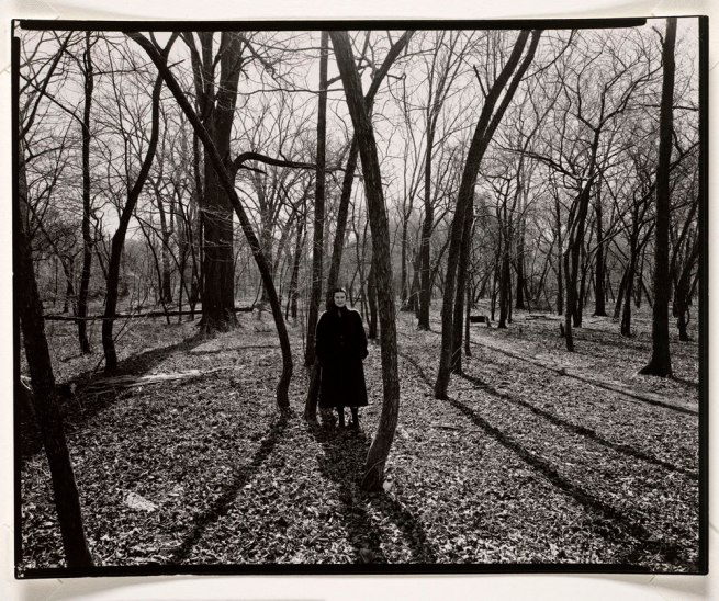 Harry Callahan. 'Eleanor, Chicago' ca. 1952