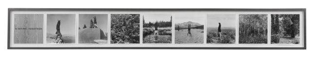 Robert Kinmont. '8 Natural Handstands' 1969/2009