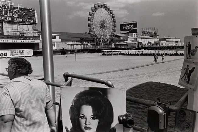 Lee Friedlander. 'Atlantic City, New Jersey' 1971