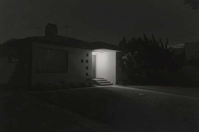 Henry Wessel (American, b. 1942) 'Night Walk, Los Angeles, No. 28' 1995