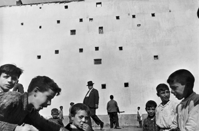 Henri Cartier-Bresson. 'Madrid' 1933