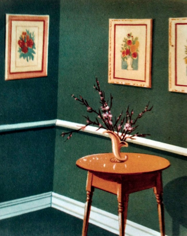 Janina Green. 'Interior' 1992