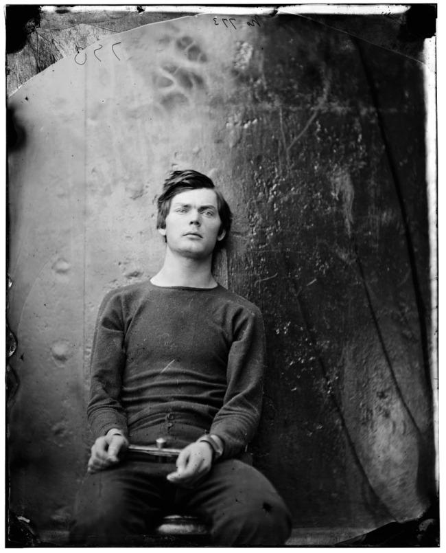 Alexander Gardner. 'Lewis Paine' April 1865