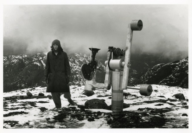 Michael Snow. 'La Région Centrale' 1971