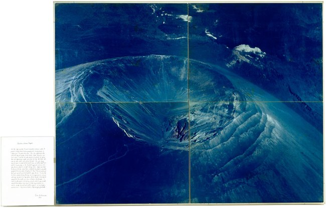 Peter Hutchinson. 'Paricutin Project' 1971