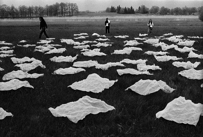 Zorka Saglova. 'Laying Napkins Near Sudomer' 1970