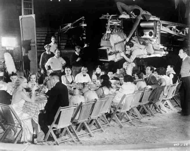 Tod Browning (director) 'Freaks (shooting the wedding banquet)' 1932