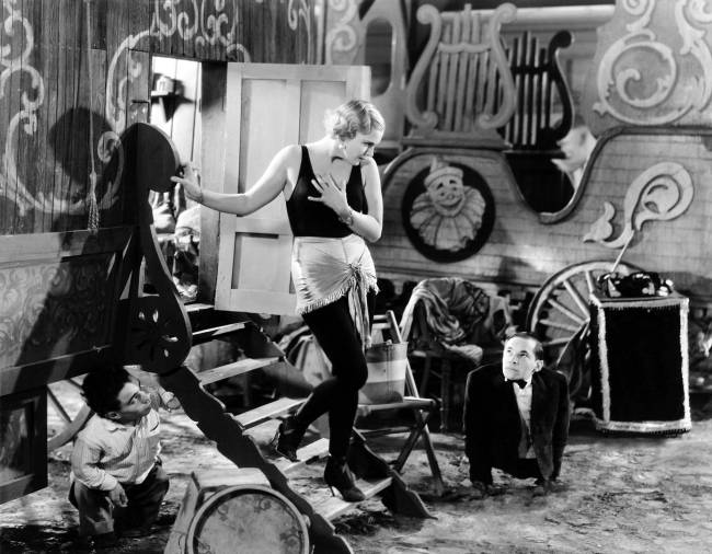 Tod Browning (director) 'Freaks (Cleopatra and freaks)' 1932