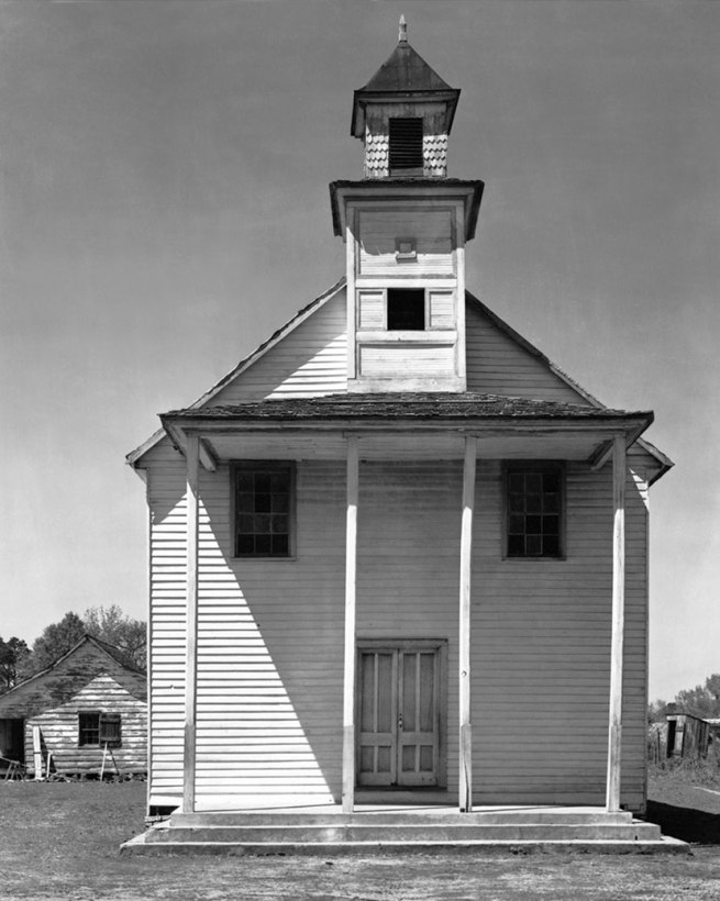 Walker Evans. 'Negro Church, South Carolina' 1936