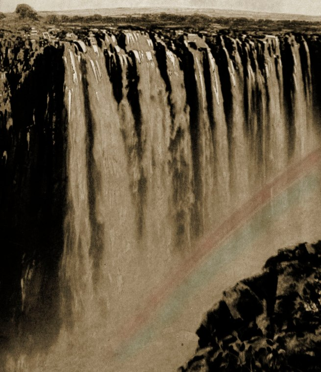 Janina Green. 'Waterfall' 1990