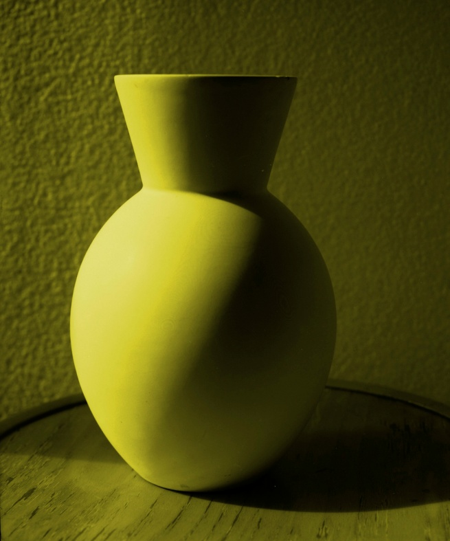 Janina Green. 'Yellow vase' 1990 reprinted 2012