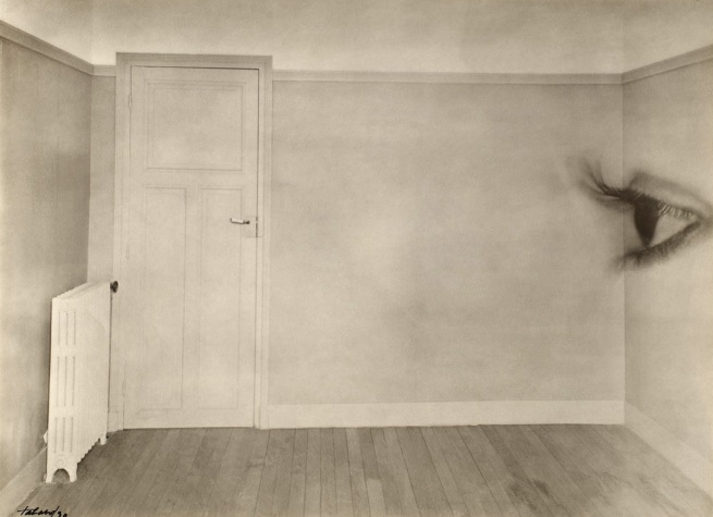 Maurice Tabard. 'Room with Eye' 1930