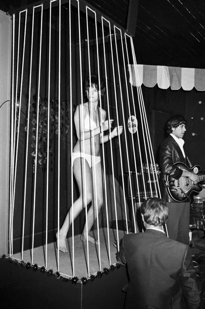 Billy Monk. 'The Balalaika, December 1969' 1969
