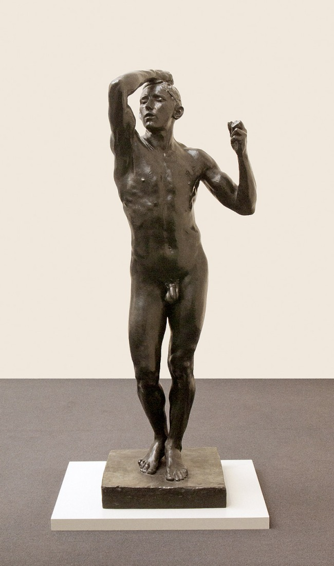 Auguste Rodin. 'The Age of Bronze' 1875-76