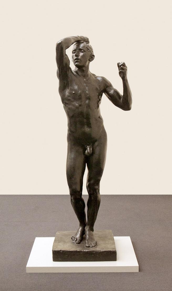 Auguste Rodin. 'The Age of Bronze' 1875-76