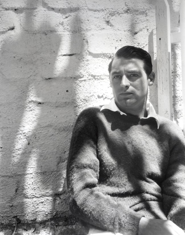 Imogen Cunningham. 'Cary Grant, Actor' 1932