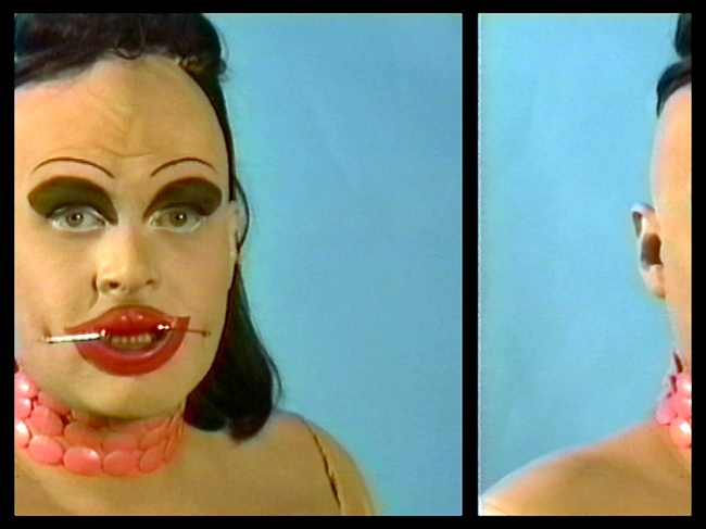 Charles Atlas. 'Teach' 1992-98