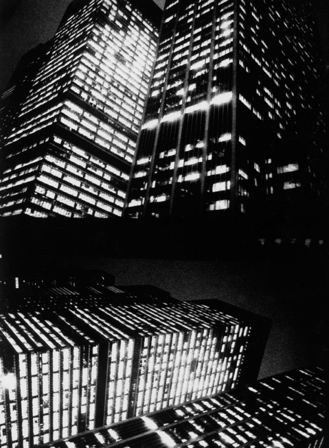 Daido Moriyama. 'Another Country in New York' 1971