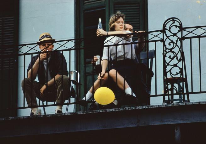Ernst Haas. 'New Orleans, USA' 1960