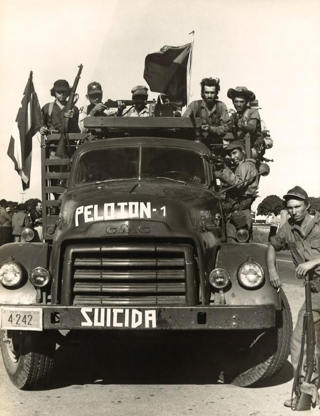 Carlos Morales. 'Siegreiche Revolution, 8.1.1959' 1959