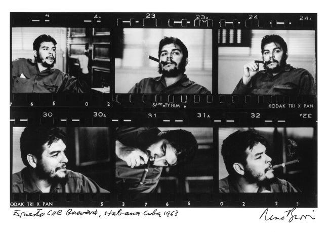 René Burri. 'Che Guevara' 1963