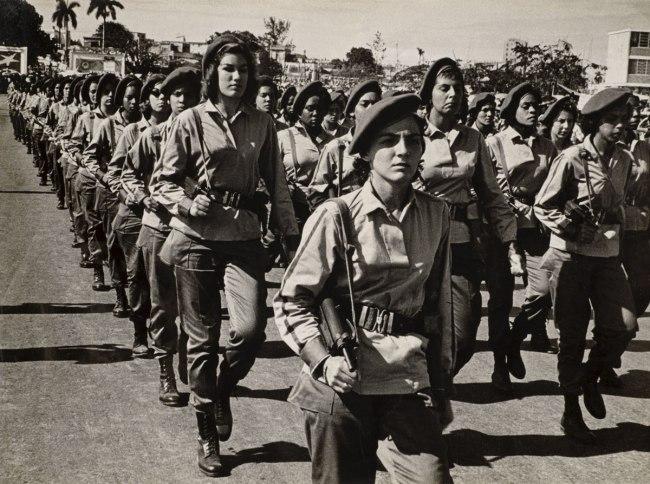Alberto Korda. '1. Mai 1960, Volksverteidigungsarmee' 1960