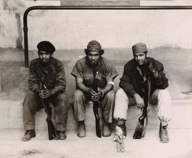 Perfecto Romero. 'Miliz Campesinos' 1961