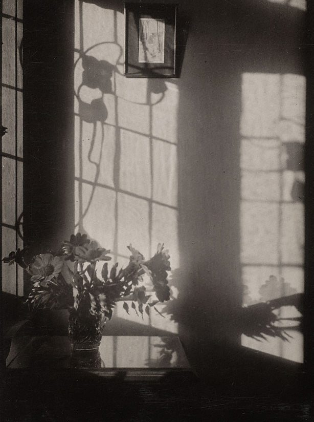Olive Cotton (Australia, 1911-2003) 'By my window' 1930