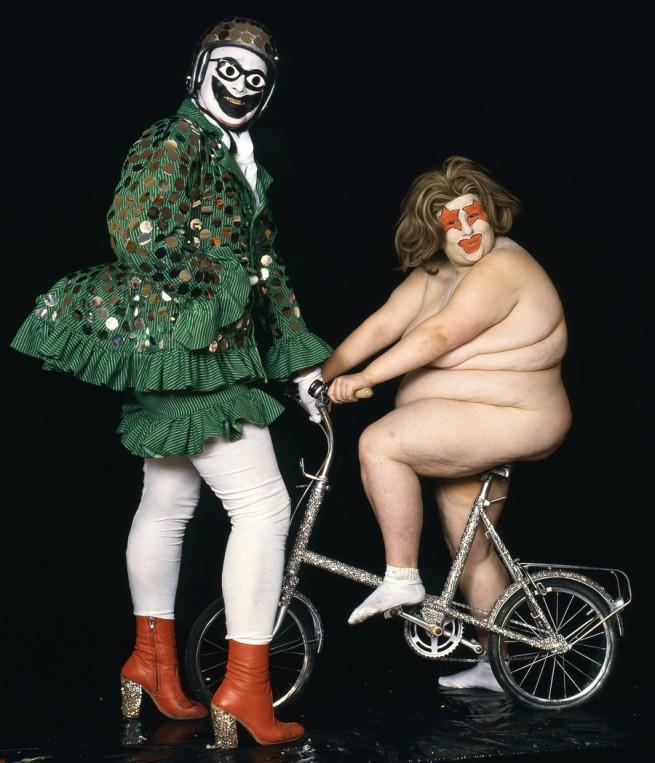 Robin Beeche. 'Evening Wear - Andrew Logan's 1986 Alternative Miss World' 1986